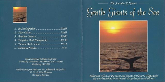The Sounds Of Nature Gentle Giants of the Sea