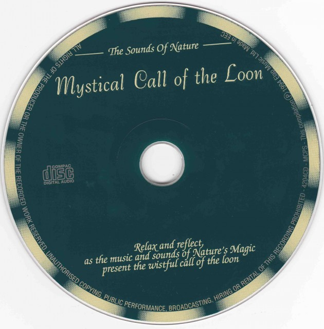 Mystical Call of the Loon