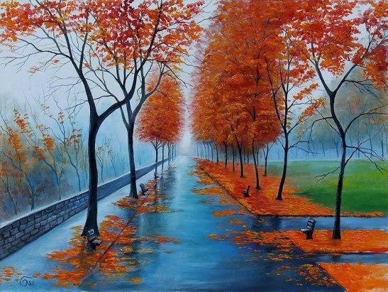 Осенняя грустинка картинки