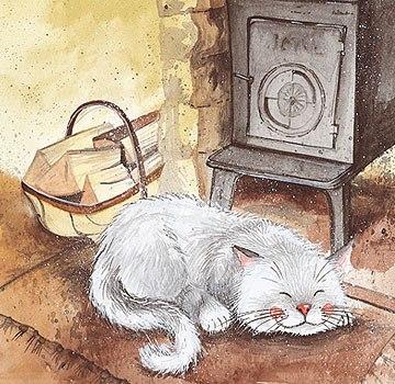 Картинки про чай и осень