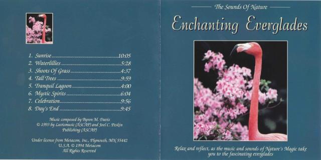 The Sounds Of Nature Enchanting Everglades (пение птиц в саду под красивую релакс музыку)