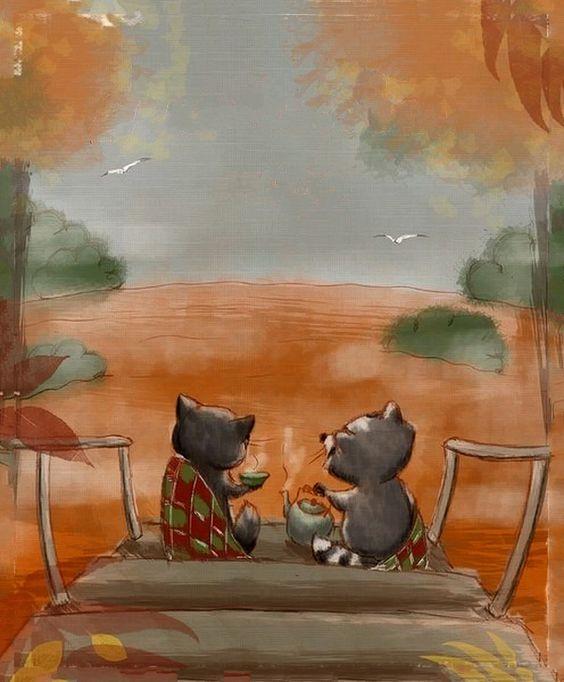 Цитаты и картинки про осень: anchiktigra — LiveJournal | 682x564