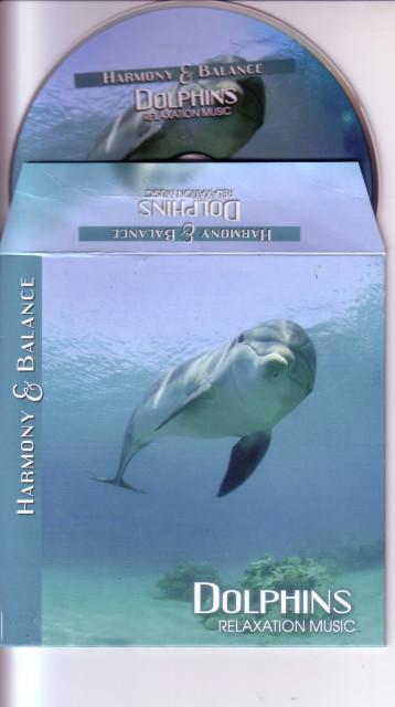музыка релакс, дельфины
