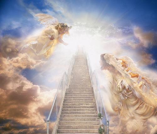 душа, небеса обетованные, небеса, ангелы, духовность