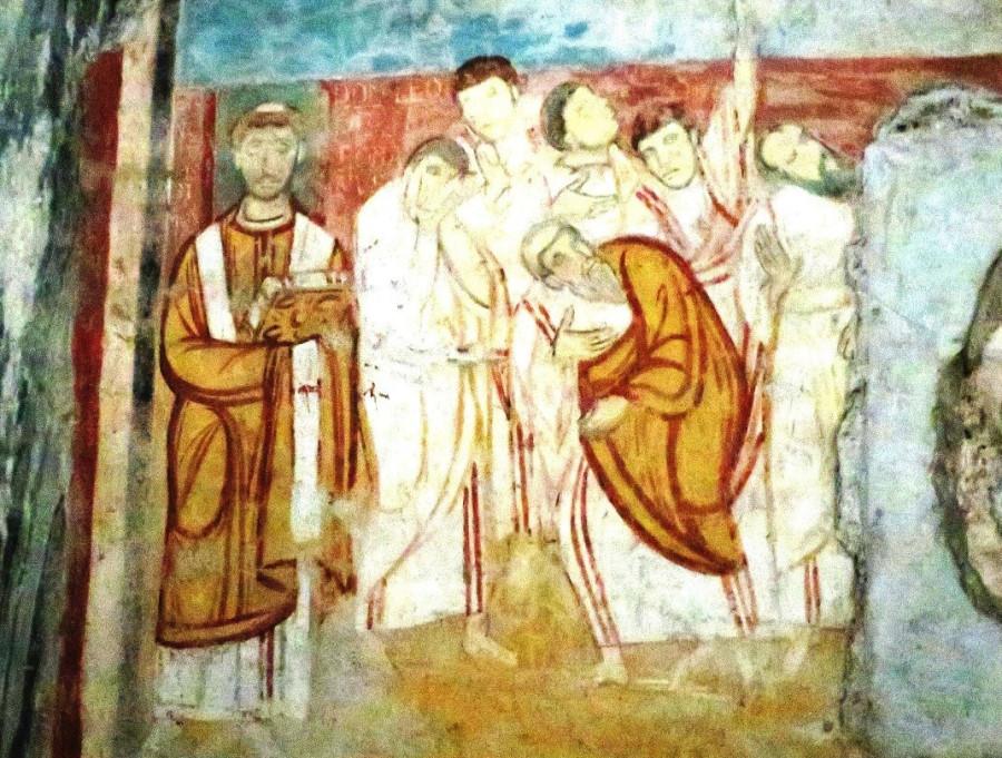 Вознесение, нижний храм в Сан Клементе.jpg