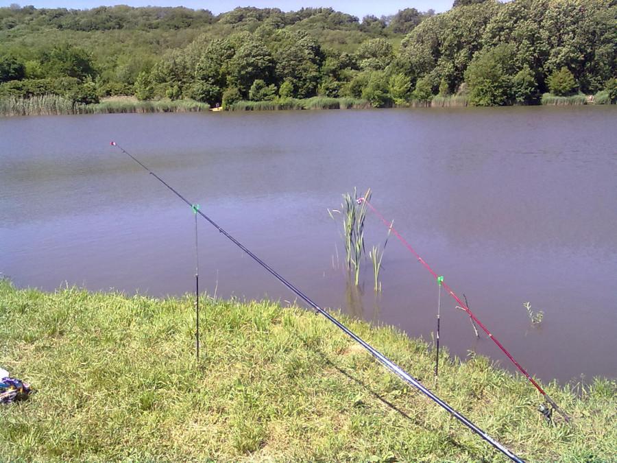 рыбалка в ставропольском крае на белом озере