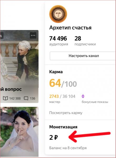 Яндекс.Дзен: финансовые итоги