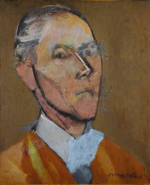Villon_Jacques-Self_portrait