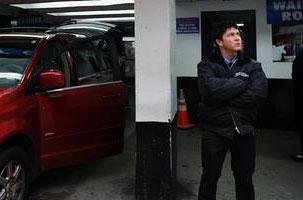 Parking Attendant