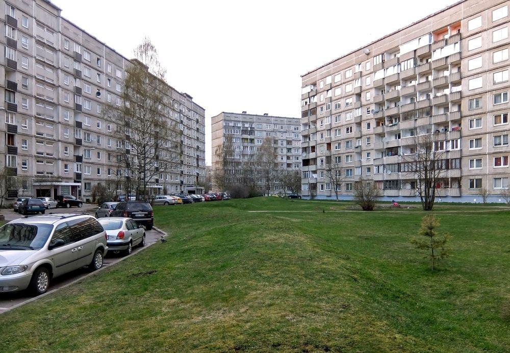 вторичный рынок жилья рига