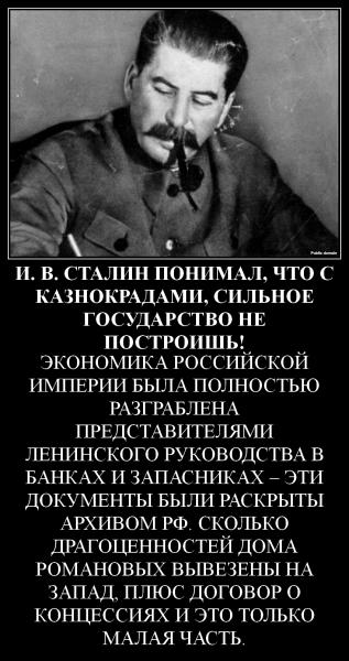 Сталин политик