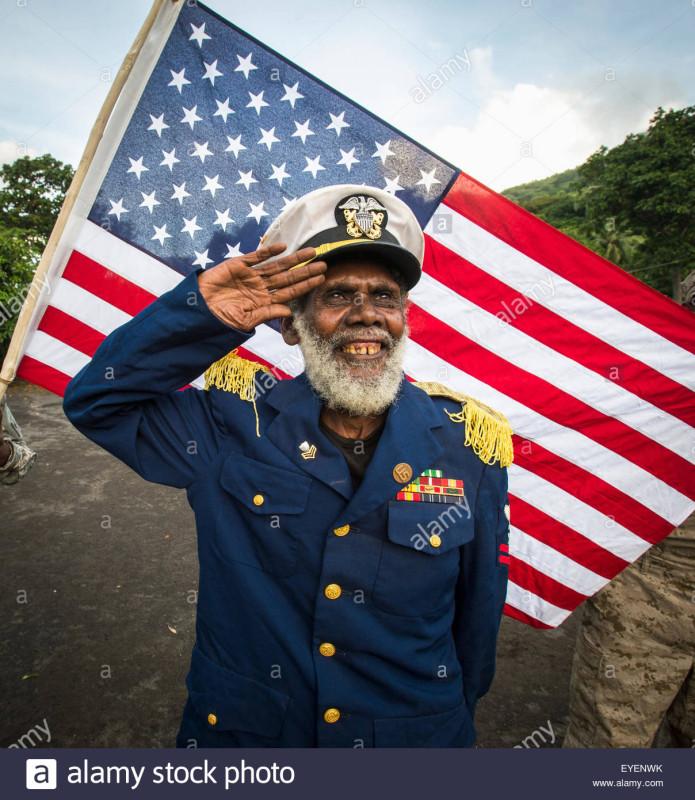 leader-of-the-jon-frum-cargo-cult-saluting-the-american-flag-tanna-EYENWK.jpg