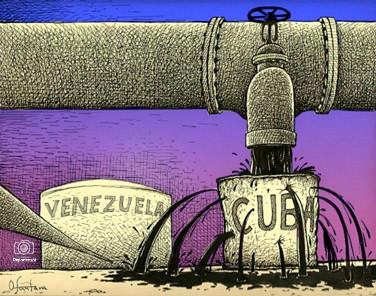 Cuba-venezuela-petróleo