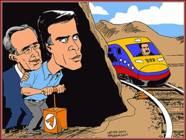 Leopoldo-Lopez-Voluntad-Popular-Alvaro-Uribe-Nicolas-Maduro-Venezuela1