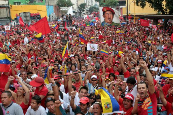 Marcha-Caracas