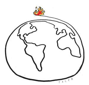 El mundo es un polvorín