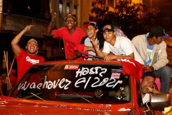 Chavistas-celebran-14