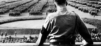 Гитлер на митинге
