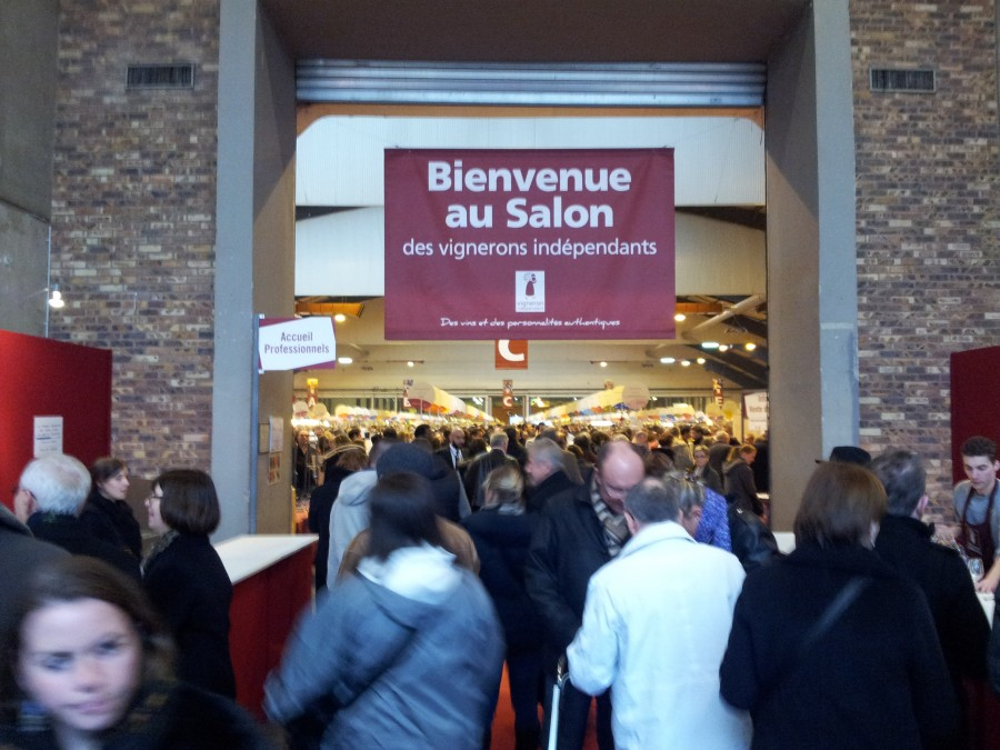 Bienvenue au salon