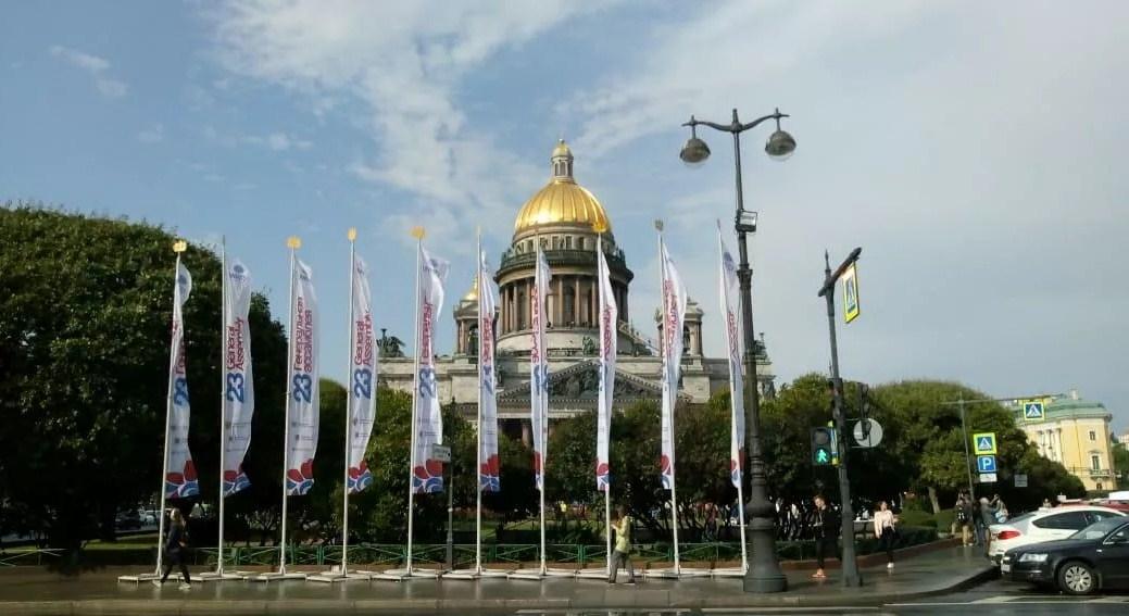 Участники Международного туристического форума расспросили Беглова о дальнейших планах 9233_original