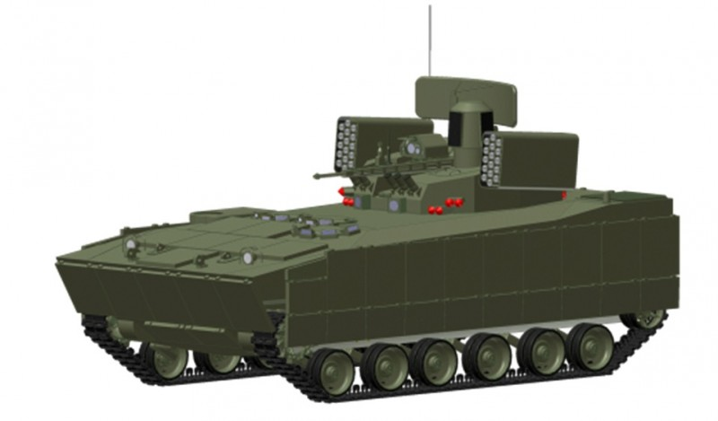 Marine Assault vehicle (platform BMMP) 1028719_800