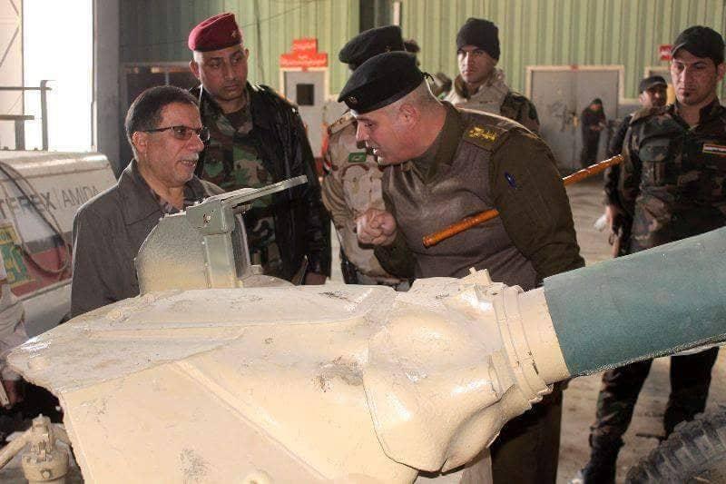 العراق يستلم بضعة دزينات من العربة القتالية الروسية BMP-3. 1233239_1000
