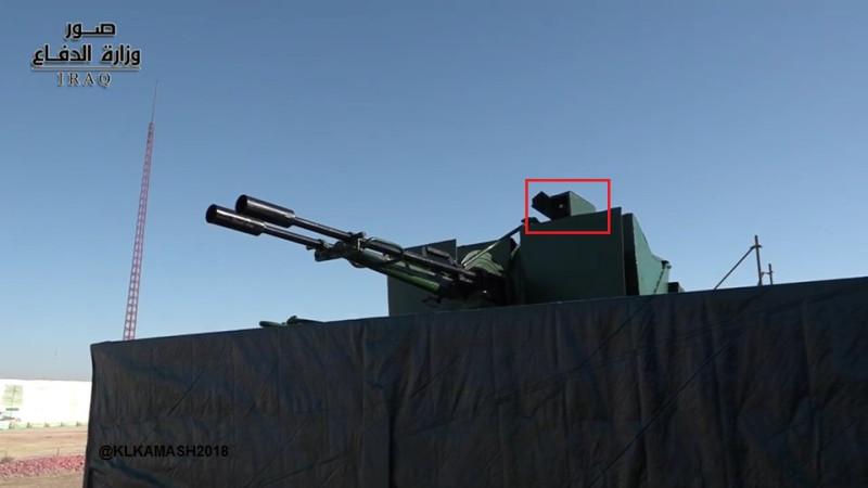 قيادة الدفاع الجوي العراقي تطور مدفع ZU-23-2 لجعله يعمل عن بعد و بوحدة تحكم مؤمنة 1471072_800