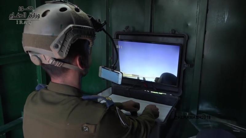 قيادة الدفاع الجوي العراقي تطور مدفع ZU-23-2 لجعله يعمل عن بعد و بوحدة تحكم مؤمنة 1471317_800