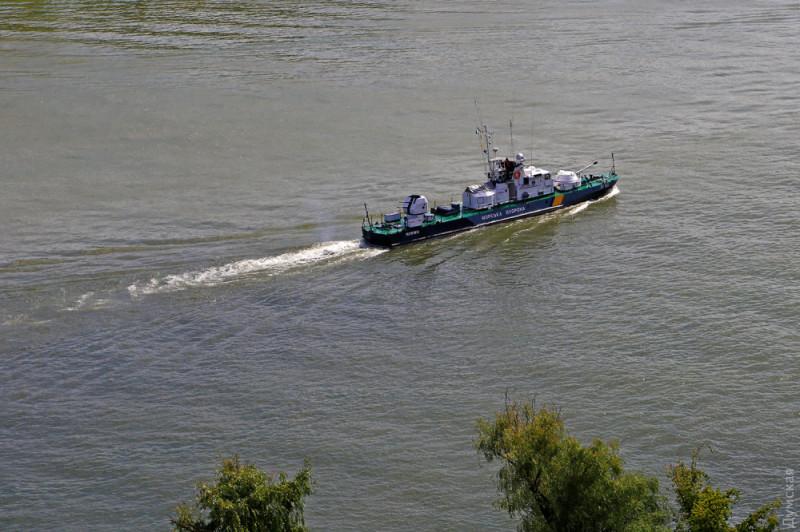 Измаильским кораблям Морской охраны отремонтируют артиллерийские установки