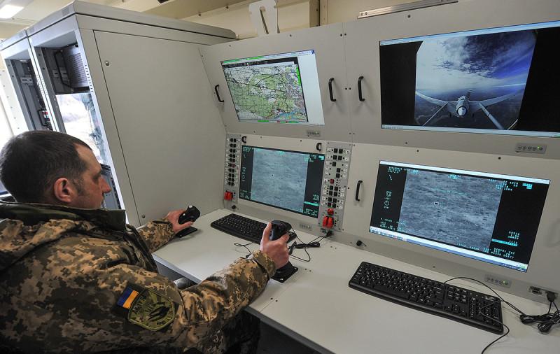 Украинский беспилотная авиация выходит на качественно новый уровень.