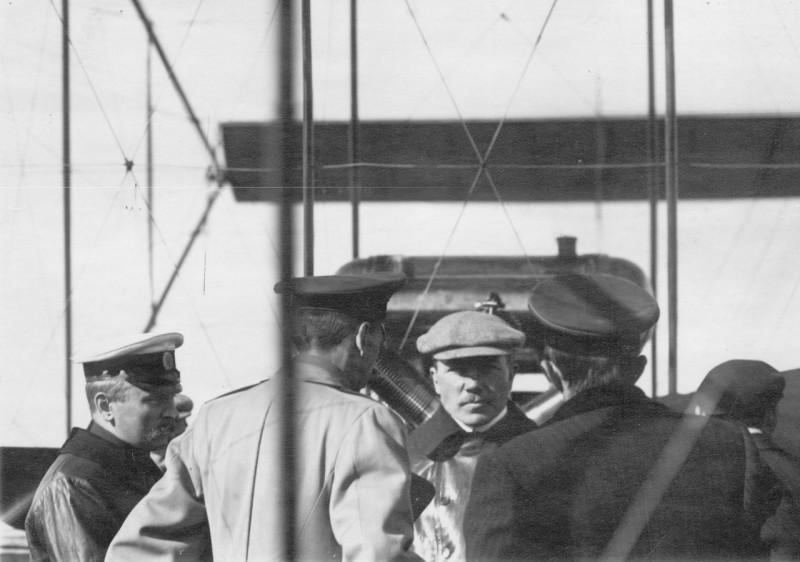 21 марта 1910 года. Первый в Российской империи полёт русского авиатора