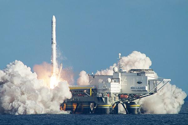 Владелец «Морского старта» отменил заказ на ракеты «Зенит»
