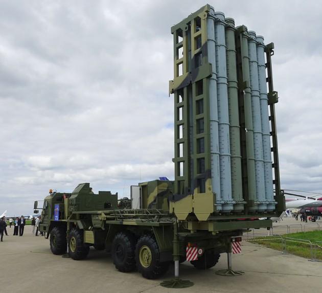 Завершены госиспытания системы С-350 «Витязь-ПВО»