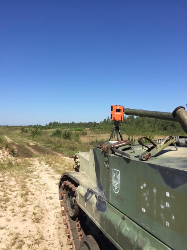 Украина освоила производство новых 100-мм выстрелов и поставляет их за границу