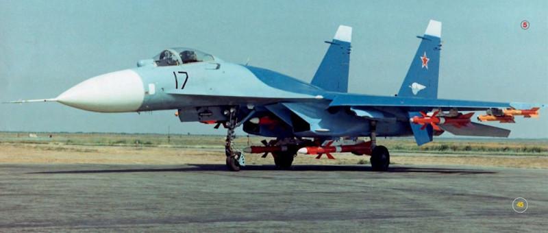 20 апреля 1981 г. Первый вылет Т-10С-1