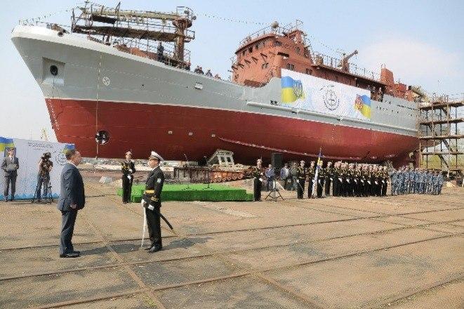 Пополнение ВМФ Укркаины