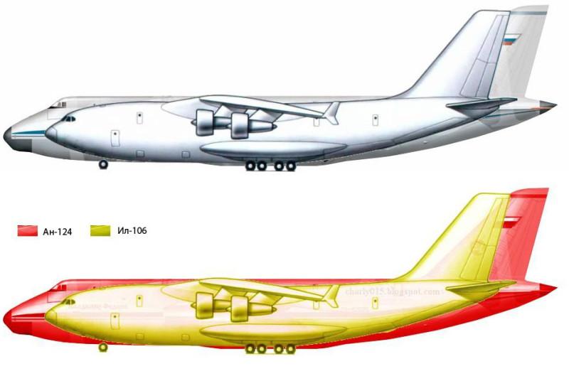 Заключен контракт на создание сверхтяжелого транспортника на смену Ан-124