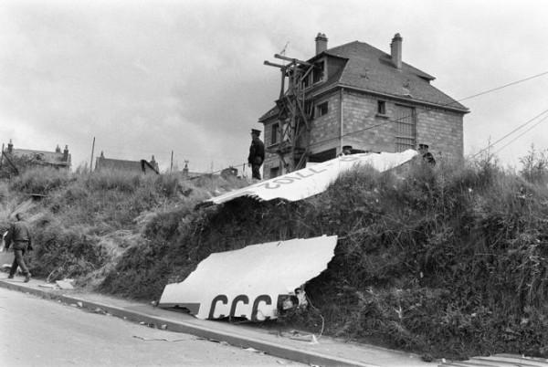 3 июня 1973 года. Катастрофа Ту-144 под Парижем