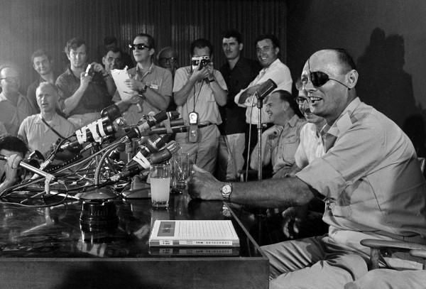 5 июня 1967. Началась Шестидневная война