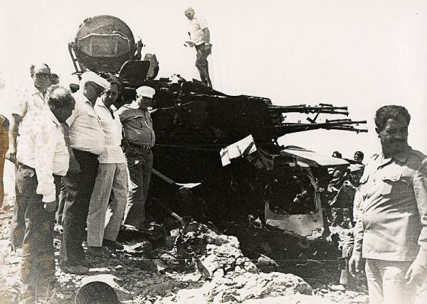 9 июня 1982 года. Началась операция «Медведка 19»