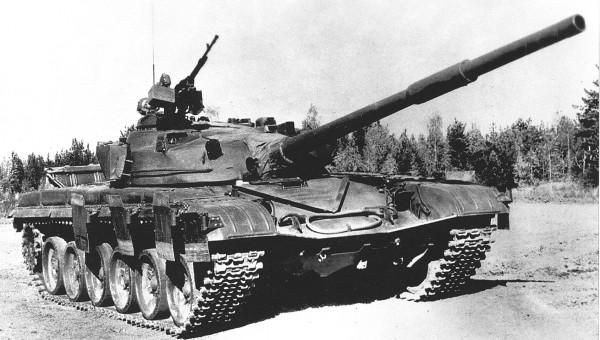 7 августа 1973 г. На вооружение принят Т-72