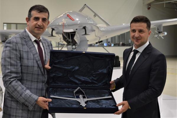 Украина и Турция создали совместное предприятие в сфере высокоточного оружия и аэрокосмических техно