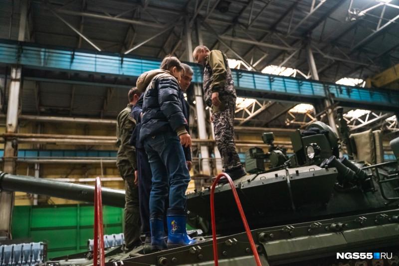 Про Т-80БВМ