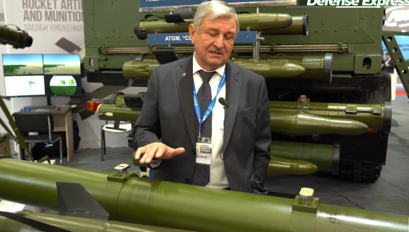 Подробности по новой многоцелевой ракете Киевского КБ Луч.