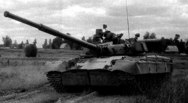 28 мая 1985 г. Т-80Б2