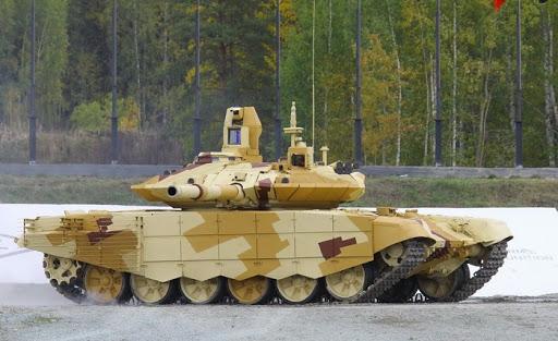 Египет покупает у России 500 танков Т-90МС