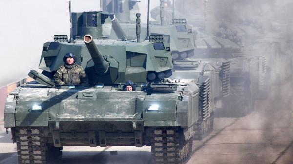 Теперь их не узнать: что сделали с новейшими танками Т-14