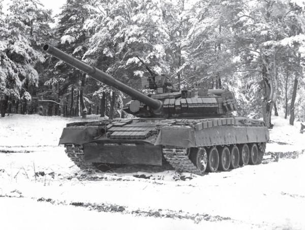 Т-80УД принят для производства