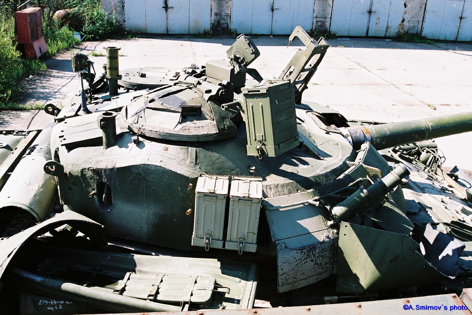 Мнение про новые российские танки «Армата»