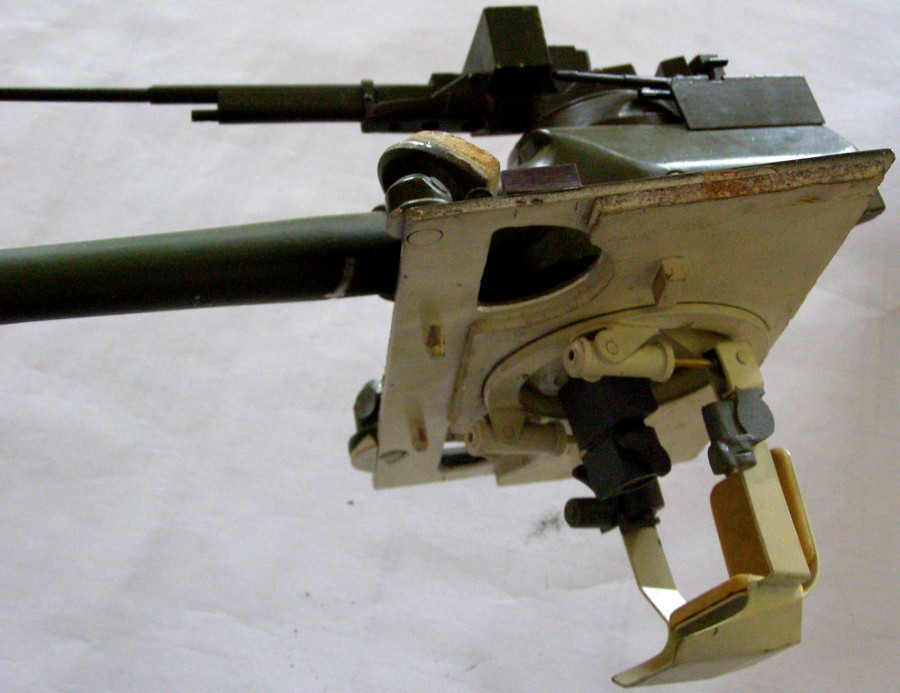 Танк Объект 450 - Т-74